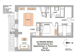 Plan Grand Sénail 1